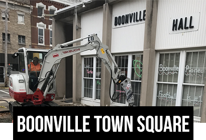boonville town square
